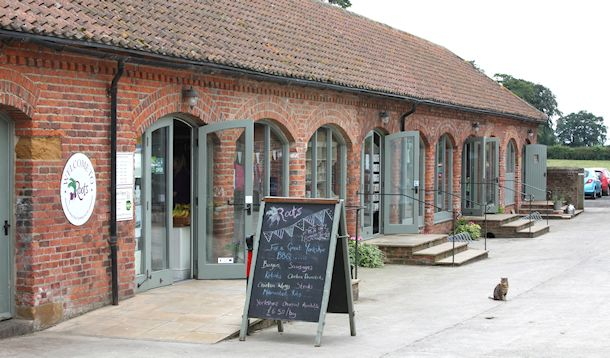 Roots Farm Shop & Cafe